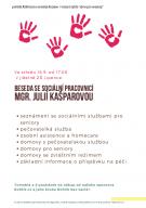 Přednáška o sociálních službách a příspěvku na péči 1