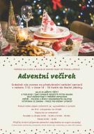 Adventní večírek 1