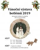 Vánoční výstava betlémů 2019