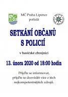 Setkání s policií